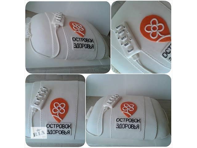 продам Праздничный торт подушка-масcажер Островок здоровья бу в Киеве