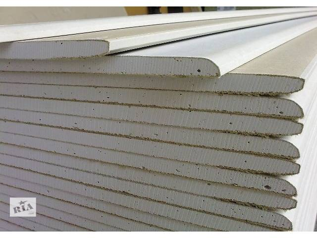 бу Предлагаем по оптимальной цене гипсокартон стеновой 12,5мм 1250х1200 в Херсоне