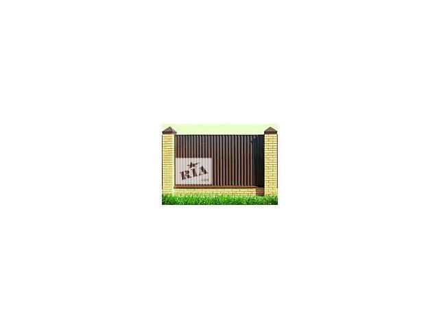 продам Предлагаем профнастил для забора и крыши по низким ценам и гарантированно высоким качеством. бу в Житомире