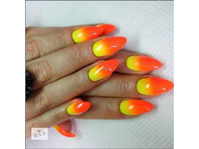 продам Предлагаю качественное наращивание ногтей, которые носятся долго. бу в Киеве