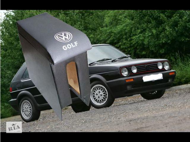 купить бу Предлагаю подлокотник для VW Golf-2. Обтянуты кож замом. Отправляем по всей стране. в Киеве