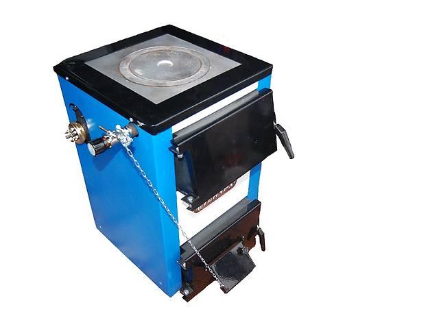 продам Предлагаю твердотопливный котел  TEHNI-X 15 (комбинированный) бу в Киеве