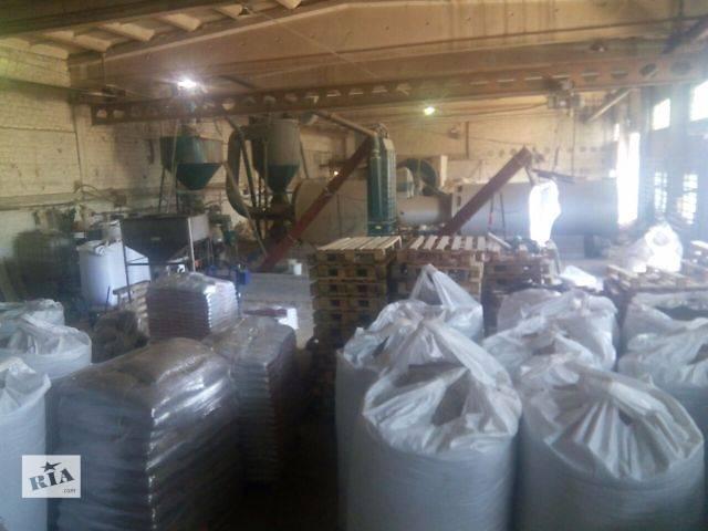 бу Предприятие по производству пеллет (pellets) г. Киев  в Украине