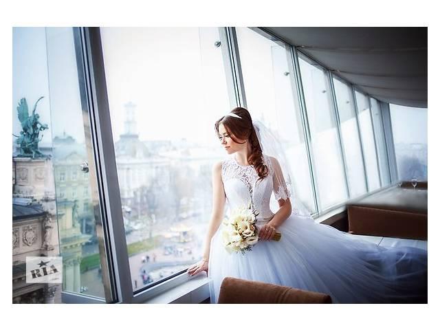 бу Прекрасное свадебное платье. в Львове