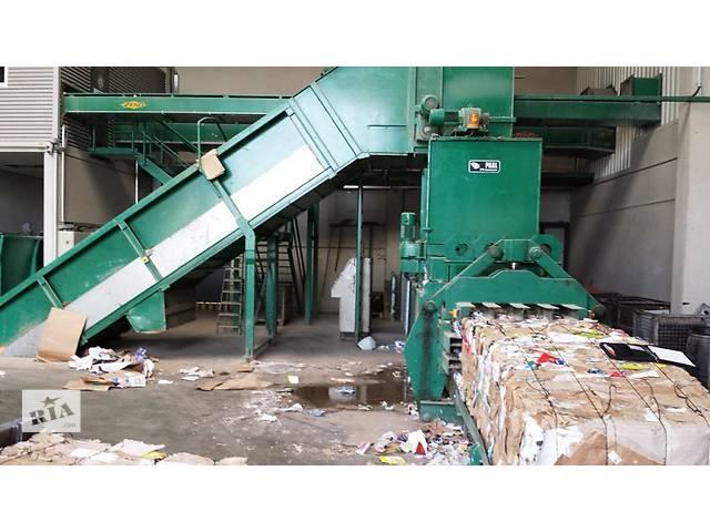 продам Пресс автоматический для вторсырья PAAL 50 тонн бу в Киеве