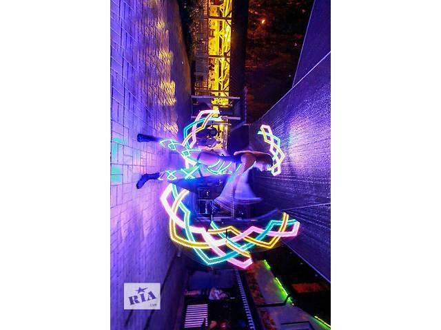 продам PRIME SHOW - огненное и светодиодное шоу на праздник бу в Мариуполе