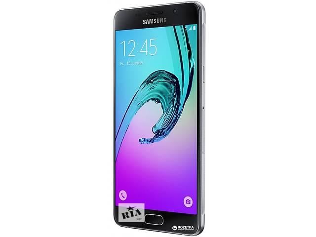 купить бу Прлодам телефон Samsung Galaxy A5 2016 Duos SM-A510 16Gb Black. в Изюме