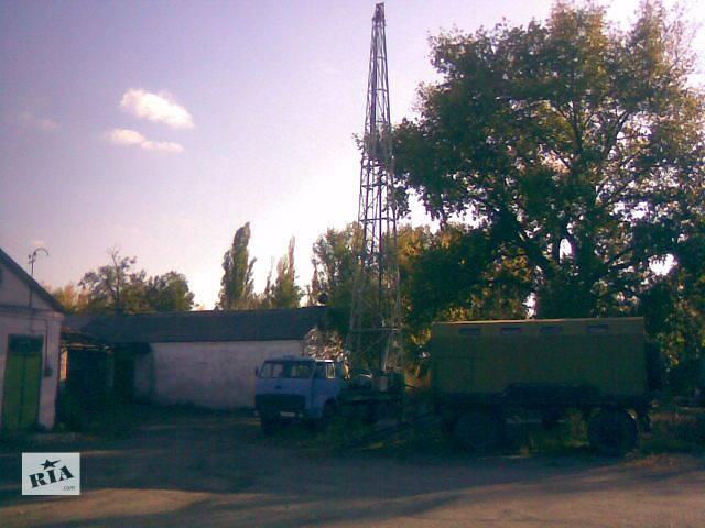 продам Пробурим скважину для воды на участке и в промышленности бу  в Украине