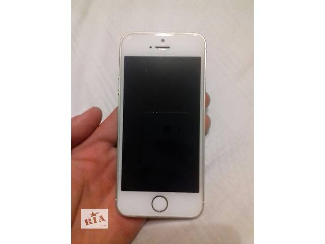 бу Продам iPhone 5s 32gb gold в Тячеве