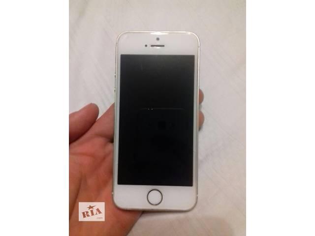 купить бу Продам iPhone 5s 32gb gold в Тячеве
