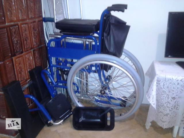 бу Продается инвалидная коляска для взрослого, новый в Львове в Львове