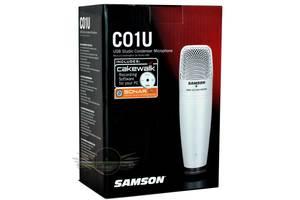 Новые Студийные микрофоны Samson