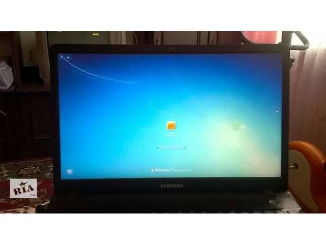 Продается ноутбук Samsung NP300E5Z-SO2UA- объявление о продаже  в Трускавце