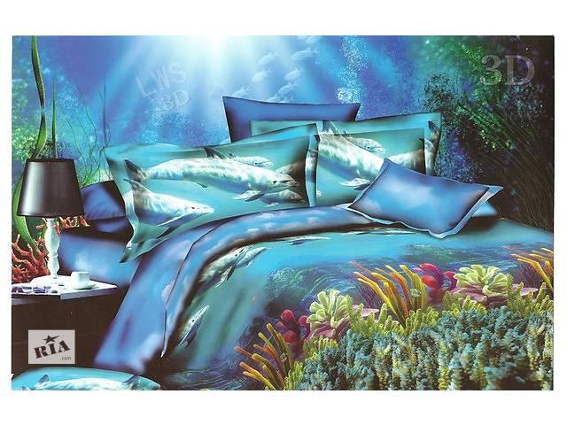 Продается постельное белье с 3D эффектом Півторачка- объявление о продаже  в Ивано-Франковске