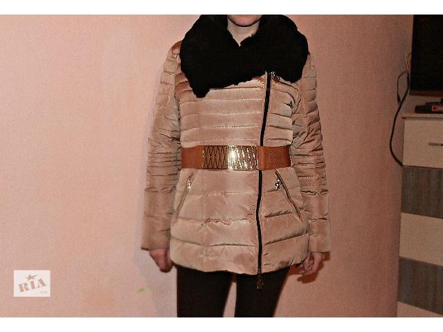 бу Продается пуховая женская куртка   в Ивано-Франковске