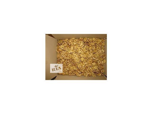 купить бу Продаем 20 тонн грецкого ореха очищенного внутри Украины и на экспорт. в Харькове
