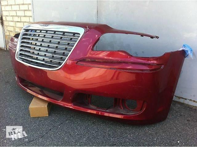 купить бу Продаем бампер передний на Chrysler 300С / 300 C / 300 на модель  2011 - 2014 года выпуска в Киеве