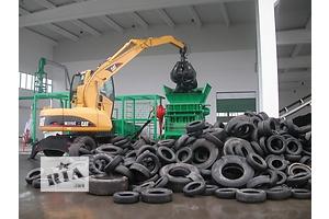 Продается  действующая Линия по переработке автопокрышек в резиновую крошку
