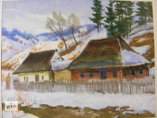 бу Продается картина известного Закарпатского художника ГАРАНИ ЙОСИФА в Берегово (Закарпатской обл.)
