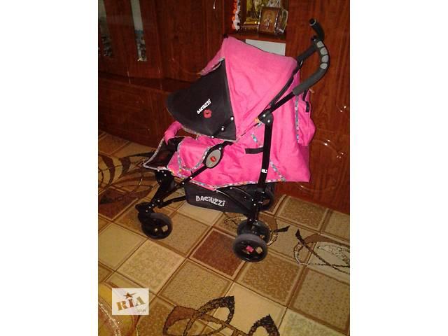 Продаётся коляска-трость Baciuzzi B4.6- объявление о продаже  в Вараше (Кузнецовске)