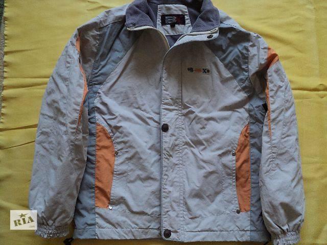 бу продается куртка для мальчика 8-12 лет в Виннице
