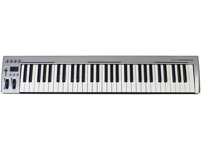 продам Продается миди-клавиатура Acorn Instruments Masterkey 61 бу в Киеве