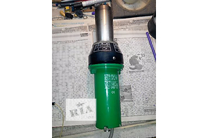 Продается профессиональный строительный фен (аппарат горячего воздуха) Leister CH-6060