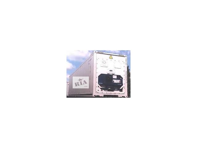 купить бу Продается Рефрижераторный контейнер с обогревом 45 футов High Cube Pallet Wide б/у рефконтейнер THERMO KING в Одессе
