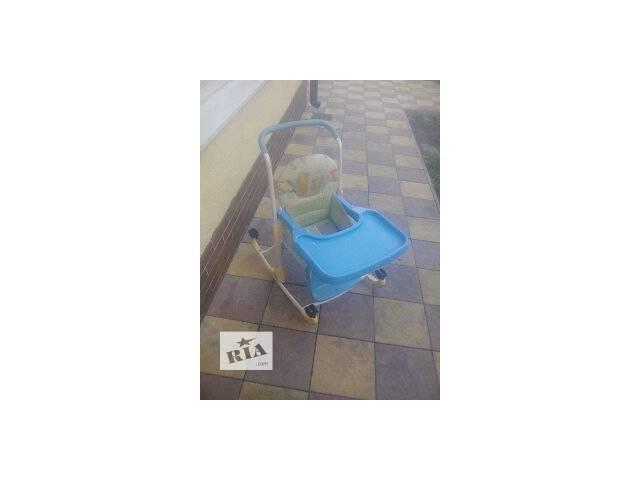 продам продается столик для кормления Geoby бу в Кривом Роге (Днепропетровской обл.)