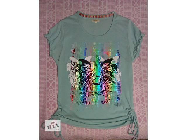 Продается трикотажная футболка размер 48.  Производство Бангладеш.- объявление о продаже  в Харькове