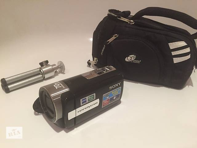 Продается видеокамера SONY DCR-SX45E- объявление о продаже  в Киеве