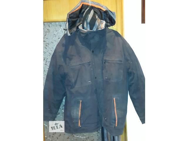 купить бу Продается  зимняя теплая мужская куртка  в Киеве