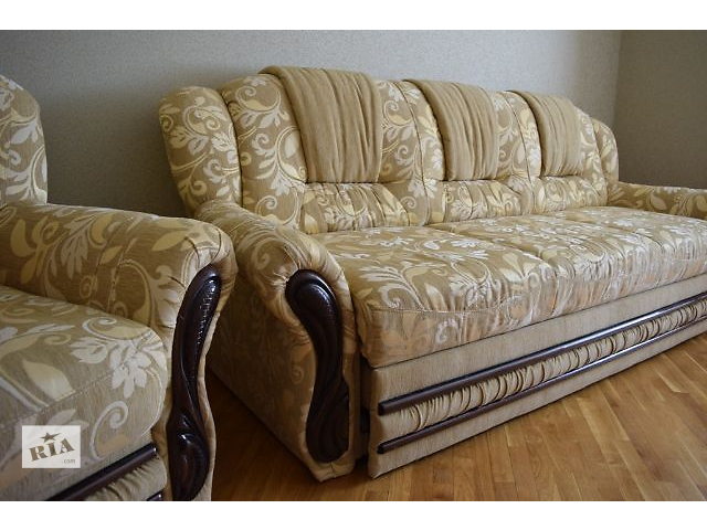купить бу Продается мягкая мебель в гостинную в Виннице