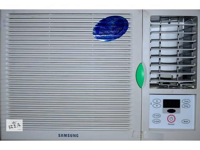 купить бу оконный кондиционер Samsung AZ12PHА в Николаеве
