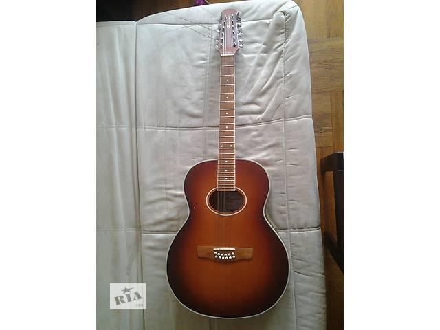 бу Продам 12-струнную акустическую гитару в Киеве