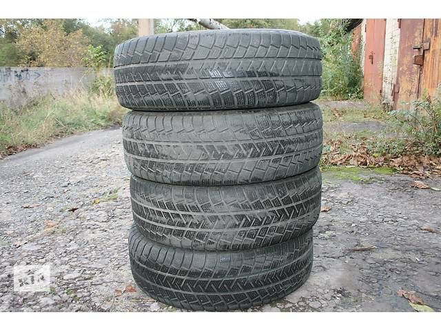 бу Продам 245/70 R16  зима Michelin Latitude Alpin 107Т  4шт. в Кривом Роге