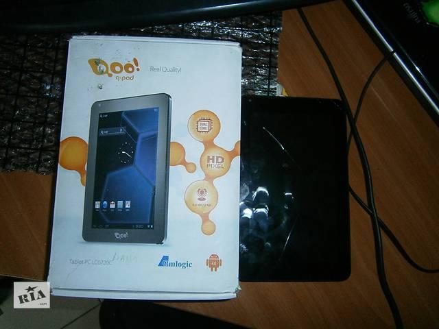 купить бу Продам 3Q Qoo! Q-pad LC0720C  в Нежине