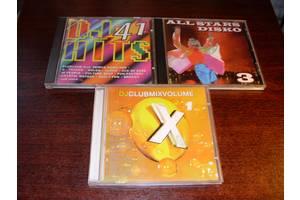 б/у CD диски