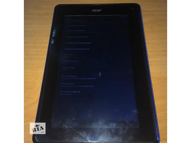 продам Продам Acer Iconia Tab B1-A71 8Gb бу в Киеве