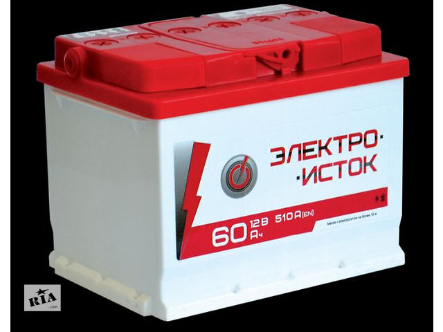 бу Продам аккумулятор Электроисток 6CT-60 в Кременчуге
