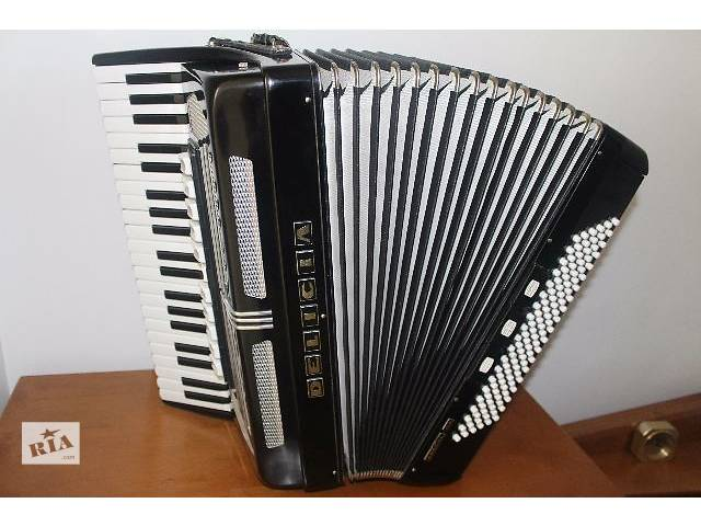бу Продам акордеон Delicia choral XIV в Тернополе