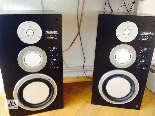 продам Продам акустику Technics SB-5 бу в Львове