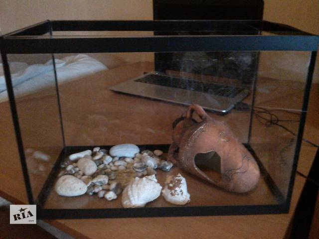 Продам аквариум б/у- объявление о продаже  в Житомире