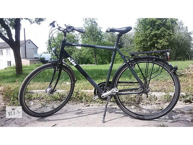 Продам алюміневий Велосипед на гiдравлiцi KTM Avento plus- объявление о продаже  в Владимир-Волынском