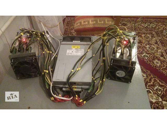 купить бу Продам Antminer S7 в Тернополе