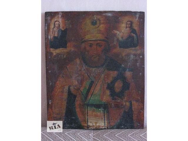 Продам антикварную икону- объявление о продаже  в Киеве
