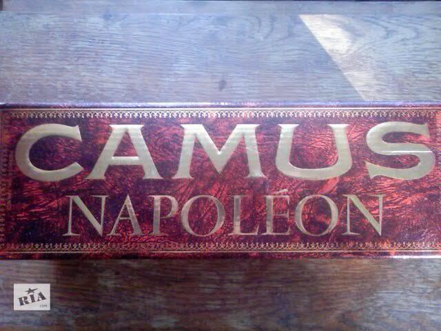 бу Продам Антикварный Француский Коньяк Cognac Camus Napoleon в Киеве