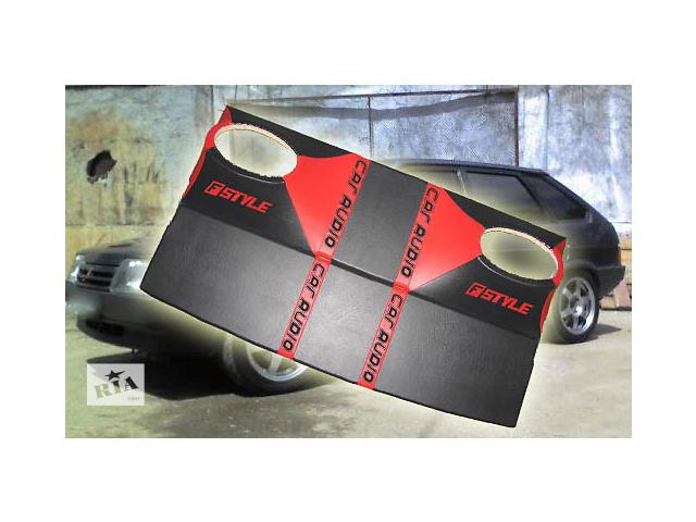 купить бу Продам Аудио полку Жигули 2108. с подиумами под овальные динамики 6х9 дюймов. Качество по приемлемой цене. Цвет на выбор в Луцке