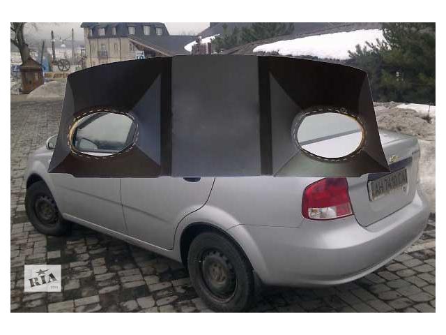 продам Продам Аудио полку новая для Chevrolet Авео подходит и на ЗАЗ Вида полка под динамики изготовлена из дерева. Производите бу в Ивано-Франковске