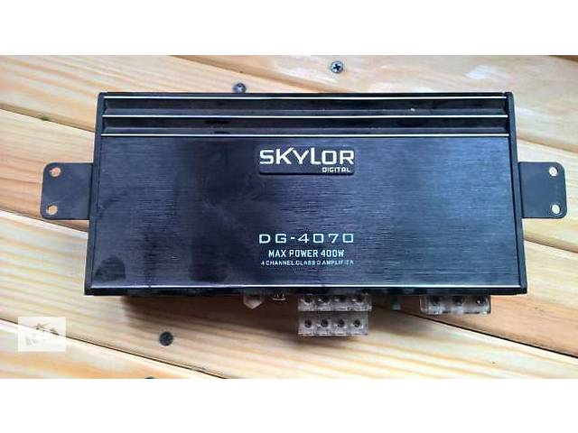 Продам автоусилитель skaylor dg -4070- объявление о продаже  в Запорожье